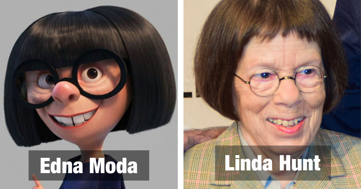 Disney Movie Characters That Were Actually Based On Real Life People