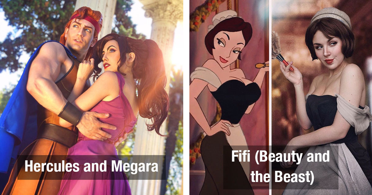 10+ Mindblowingly Good Disney Cosplayers You Probably Haven't Seen Before