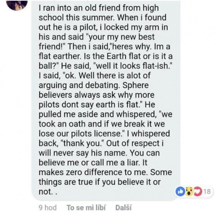 Pilots are fake.