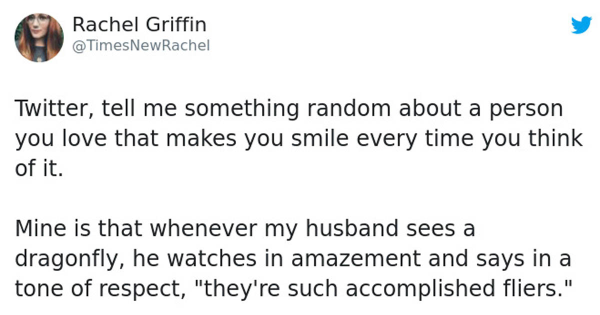 People Share Random Things About The Person They Love And It's Just Adorable