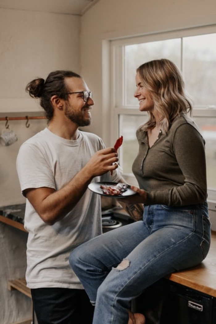 If you get excited for your partner's good news, you'll have a better relationship