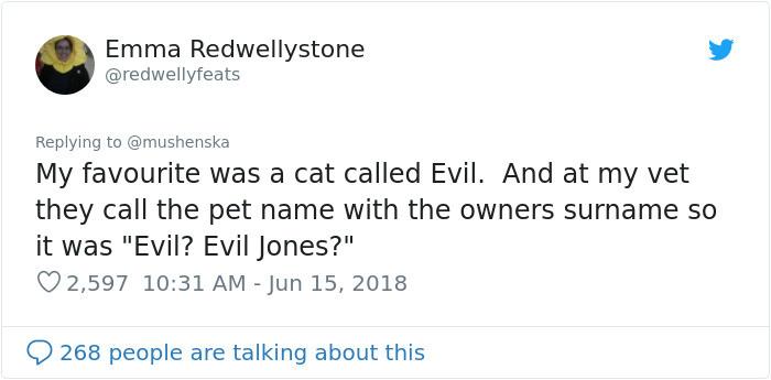 Dr. Evil???