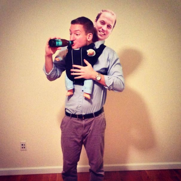 #28 I Was The Royal Baby For Halloween