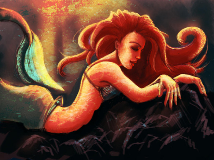 32. Ariel The Little Mermaid