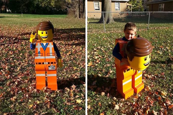 #33 Awesome Lego Costume