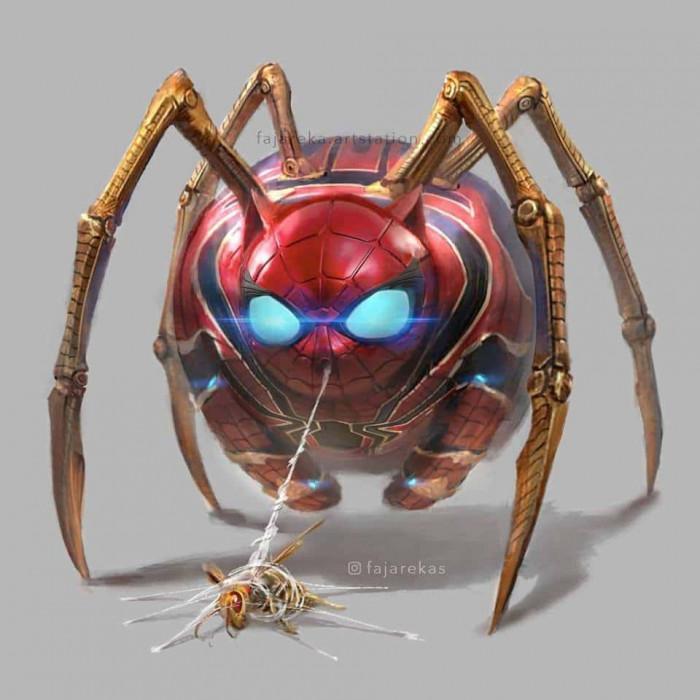 2. Spider-Cat