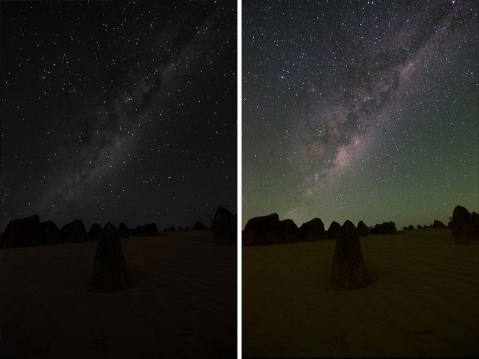 Whenever Somebody Posts A Photo Of The Milky Way, People Invariably Ask