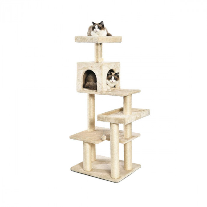 3. A cat tree - $72.99 USD