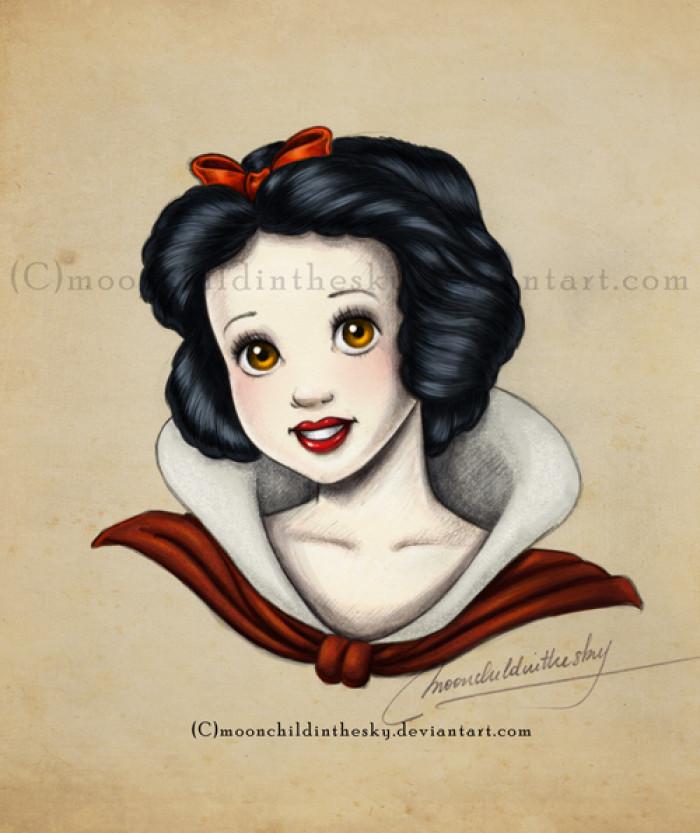 4. Snow White