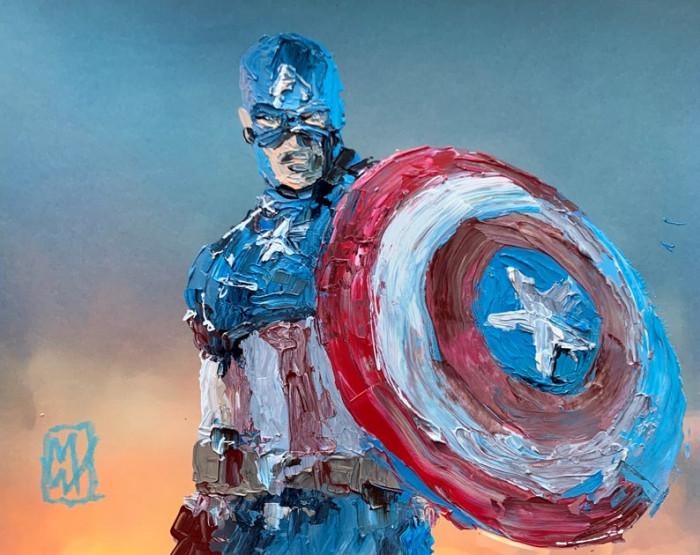 31. Captain America