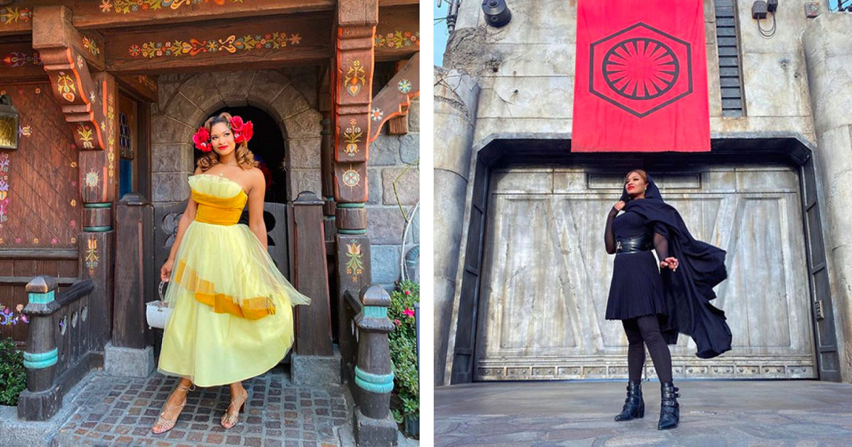 Award Winning Cosplayer Totally Nails Her Incredible Disney Cosplay