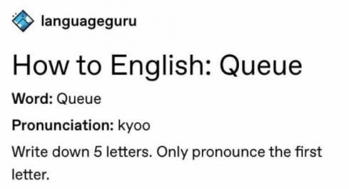 9. How to English 101