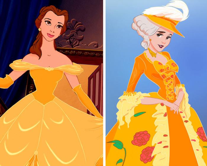 Last but not least- Belle