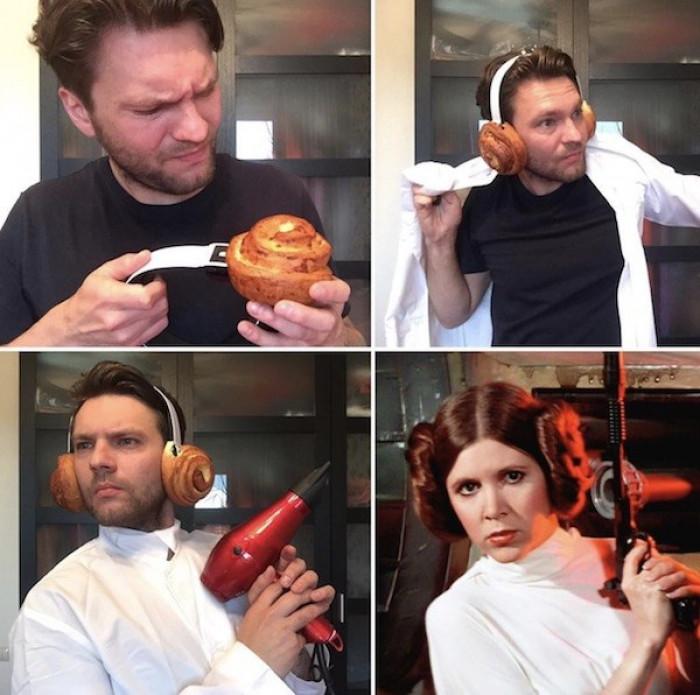 30. Princess Leia
