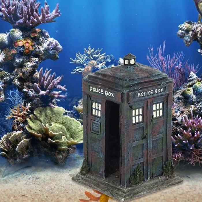 2. Aquarium Tardis