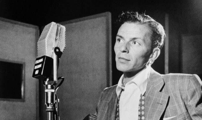 9. Frank Sinatra