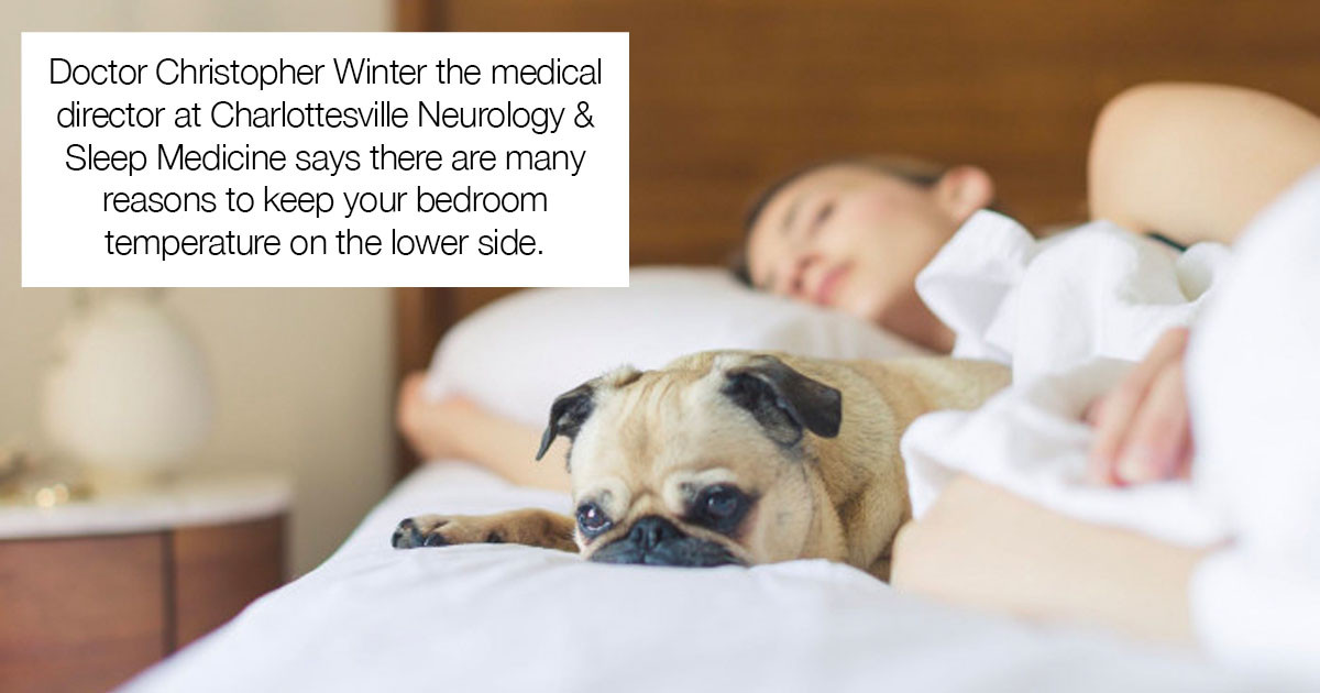 Science Says Sleeping In A Cold Room At Night Might Actually Have Good Health Impacts