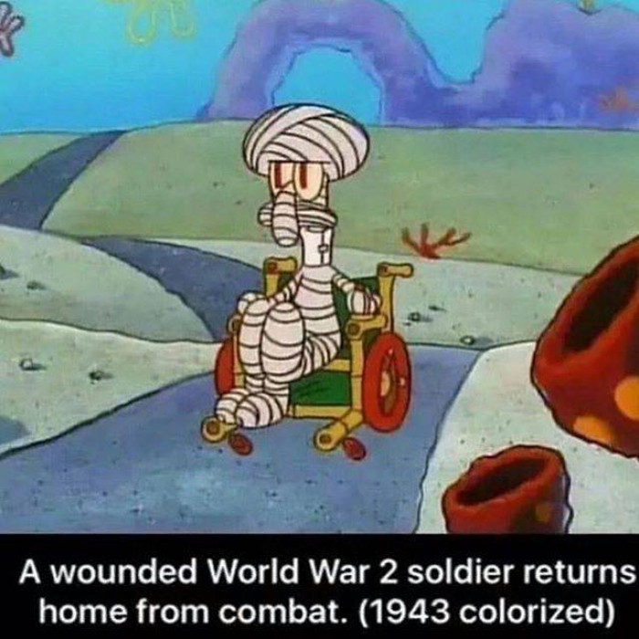 21. Thanks for your service sir