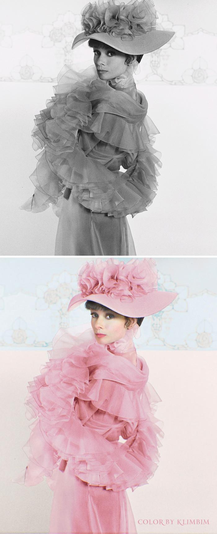 #26 Audrey Hepburn