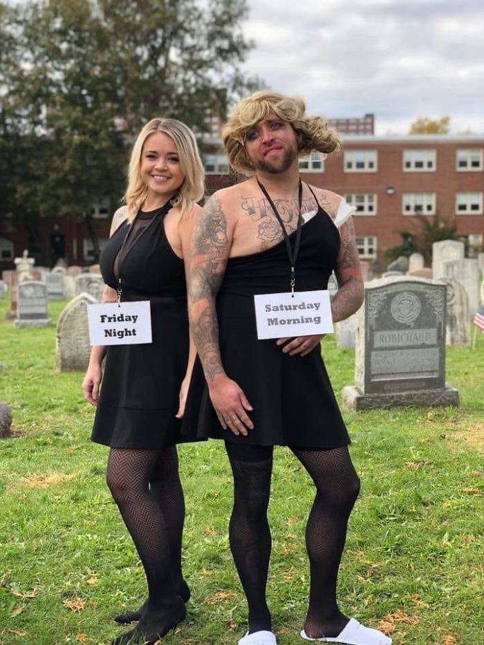 #6 Best Halloween Duo I've Seen This Year