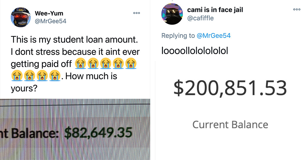 30 Americans Share How Much They Owe In Student Loans, And The Rest Of The World Is In Disbelief
