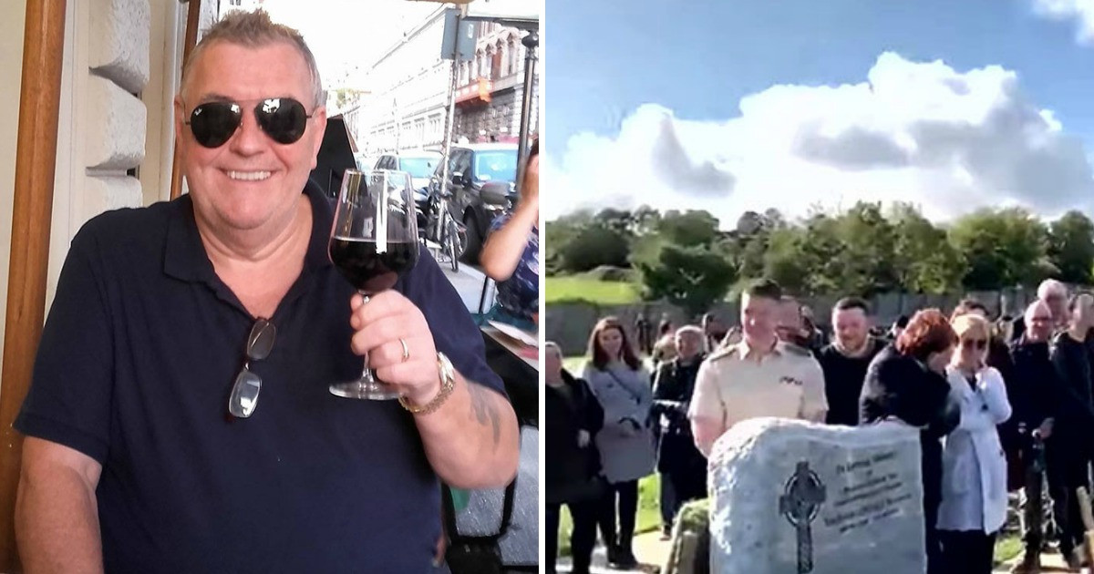 Irish Man Pranks His Loved Ones From Beyond The Grave With Pre-Recorded Message