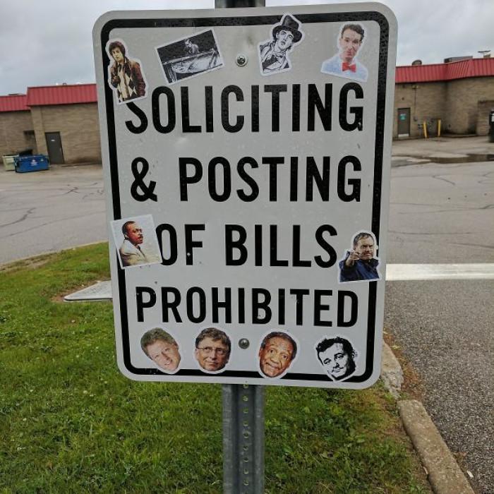 #14 No Bills