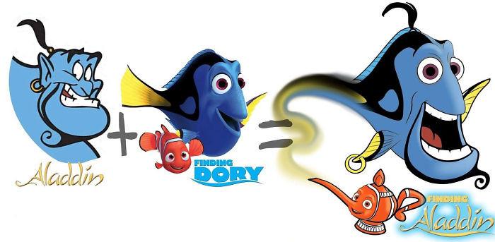 9. Finding Aladdin