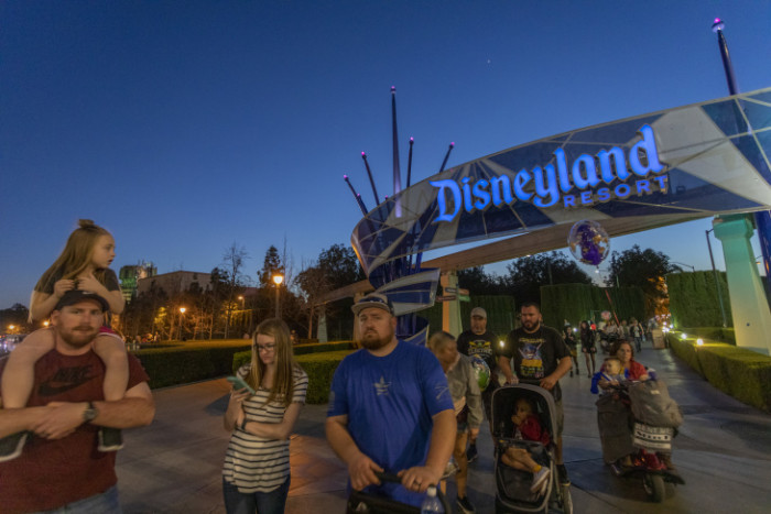 In other aggressively proactive moves, Disney theme parks are starting to close for the time being as well.