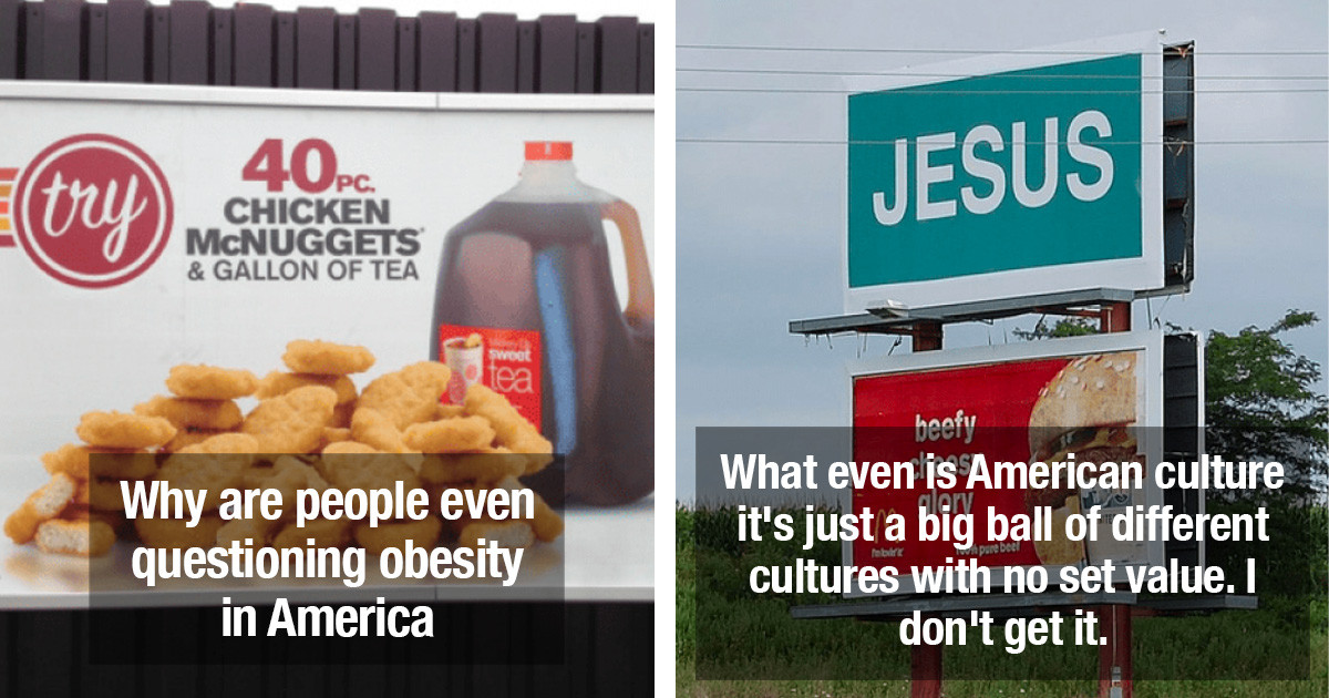15 Times America Baffled The Rest Of The World