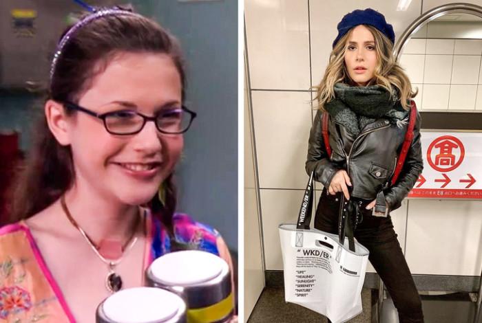 #23 Erin Sanders — Quinn Pensky