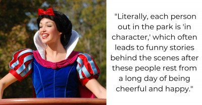 Former Disney Theme Park Employees Share Work Secrets And Here Are 30 Of The Spiciest
