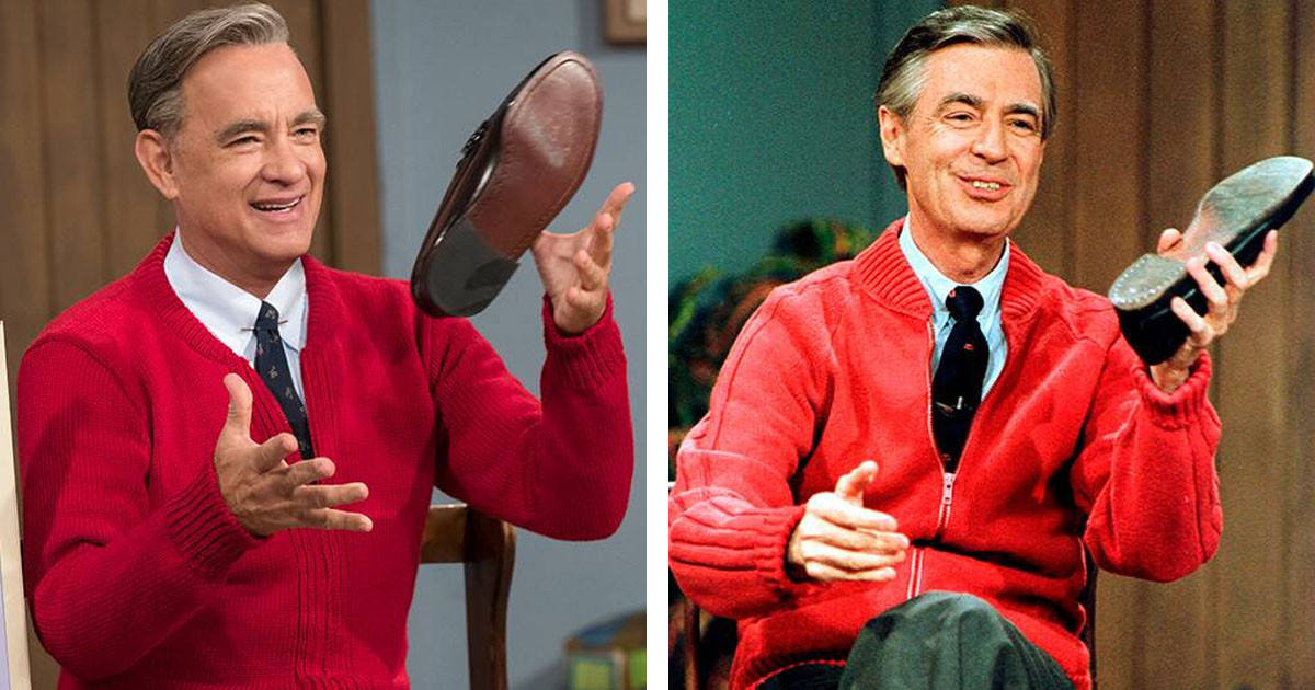 Tom Hanks Is Playing Mister Rogers In A Movie And It's Hard To Hold Back Your Tears While Watching The Trailer