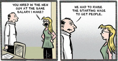 30 Funny Comics That Show How It Is To Work In Retail