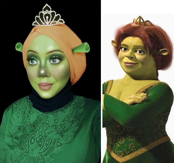 #20 Princess Fiona