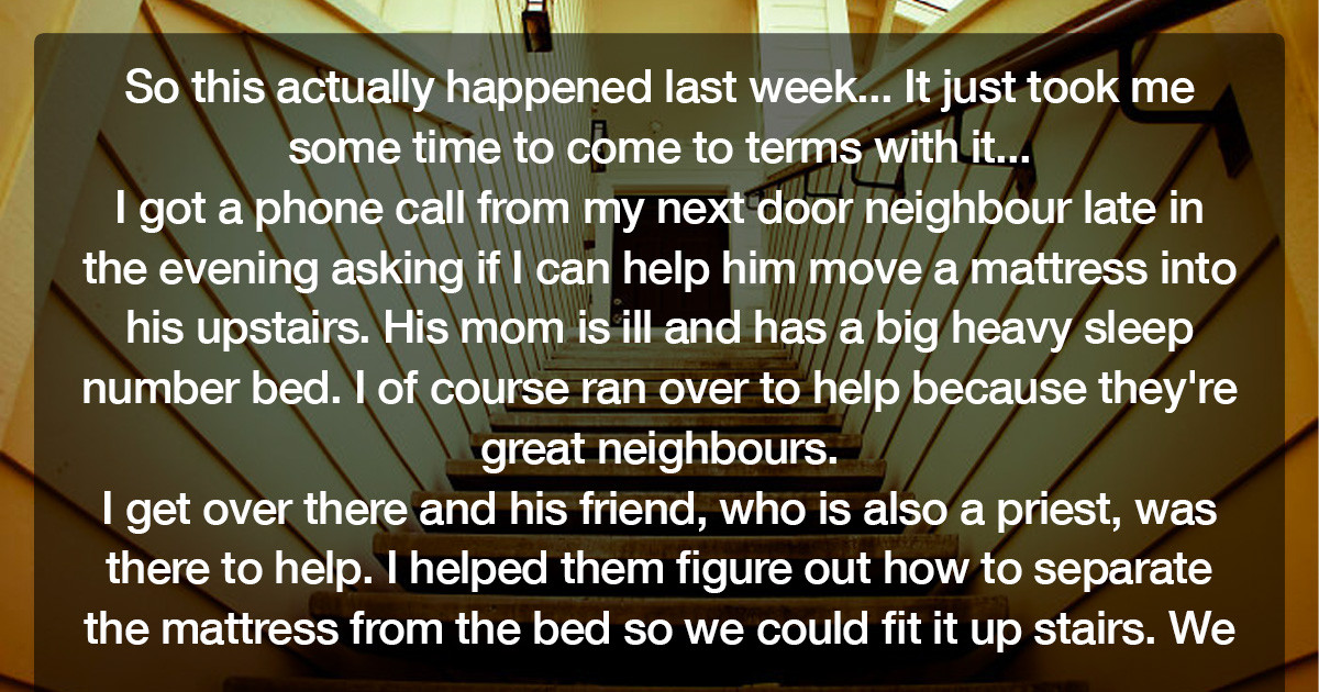 Unexplainable and Creepy Experiences Shared By People Online