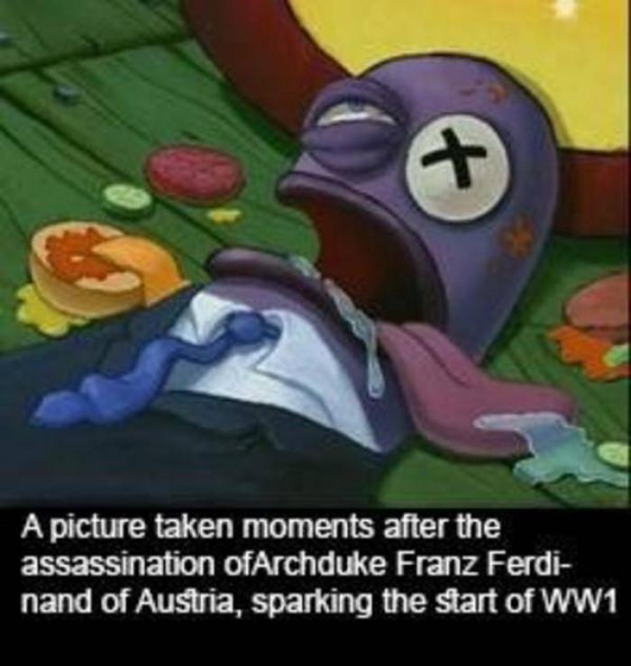 1. It was such a dark time