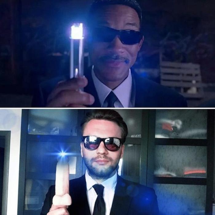 50. Agent J from Men In Black