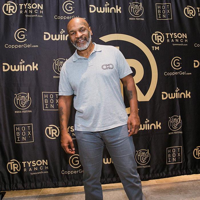 13. Mike Tyson