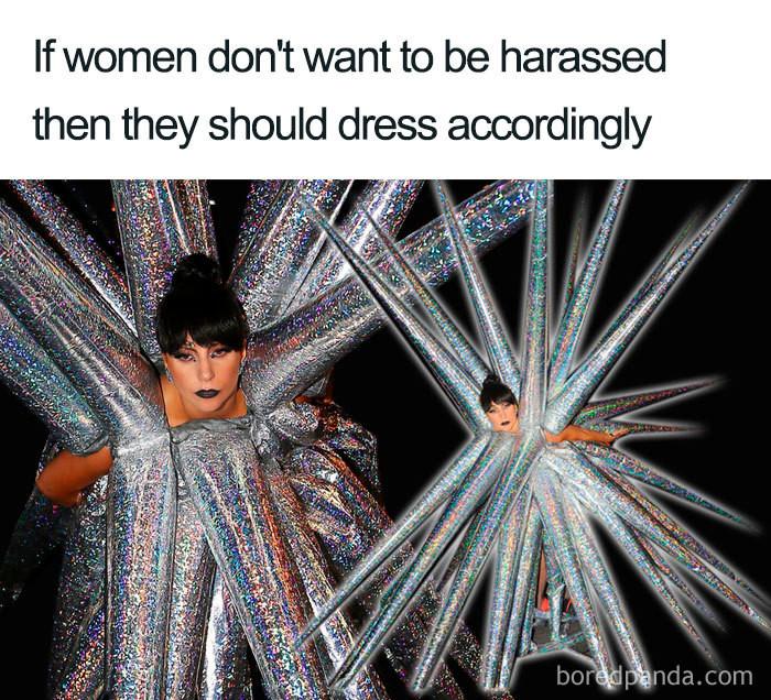17. Dressing up