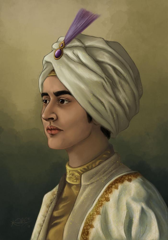 14. Prince Ali Ababwa
