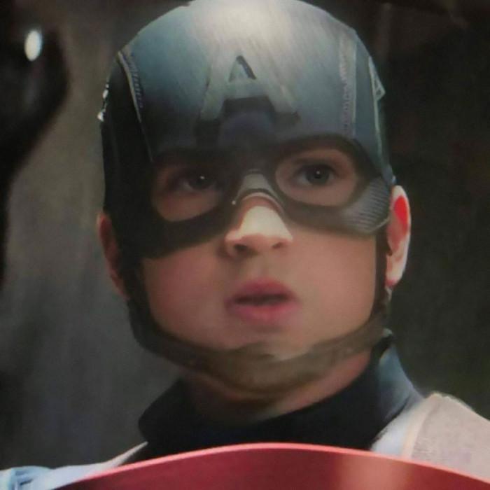 #5 Captain America