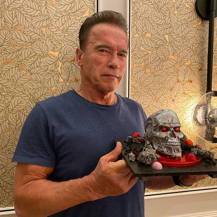 11. Arnold Schwarzenegger