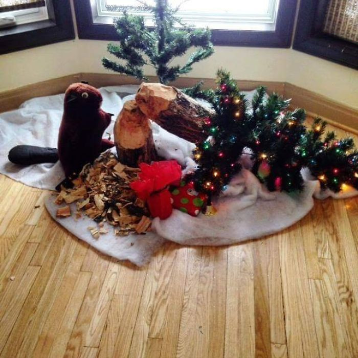7. Canadian Christmases are wild!