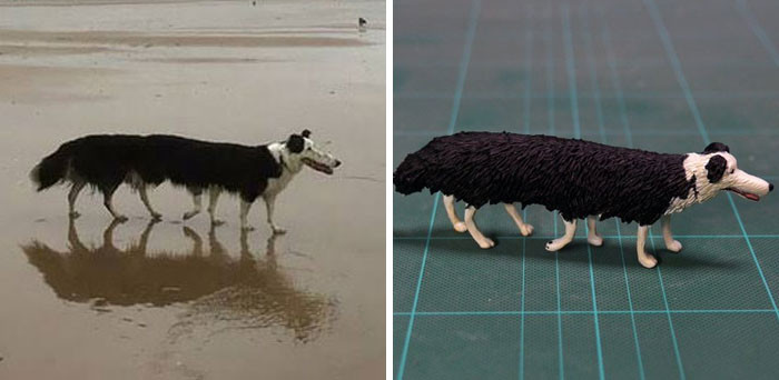 15. A cross between a dog and a centipede.