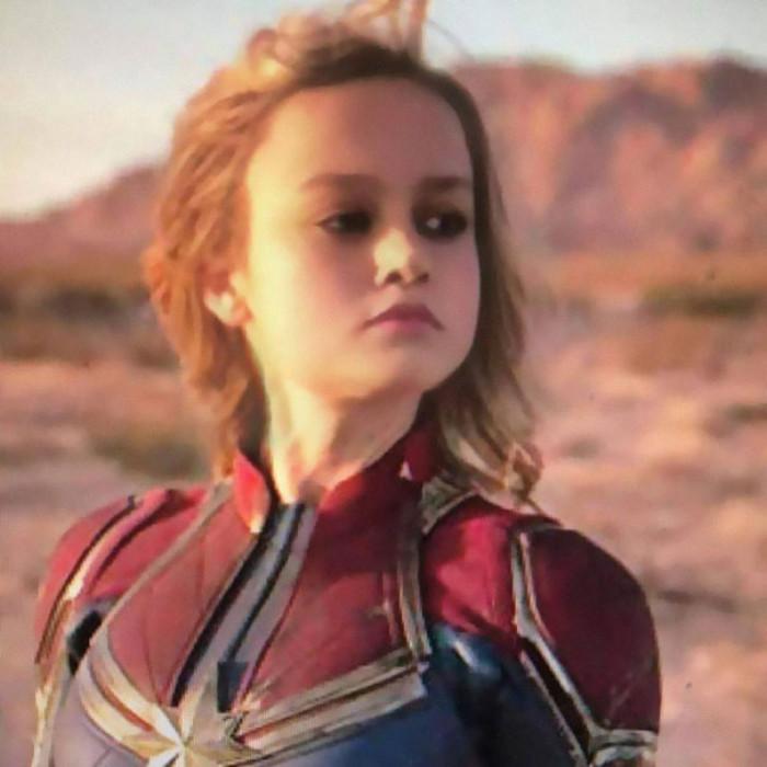 #7 Captain Marvel