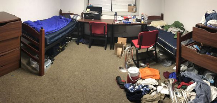 #12 My Side Of The Room vs. My Roommate's Side