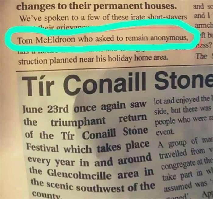 #8 Sucks To Be You, Tom
