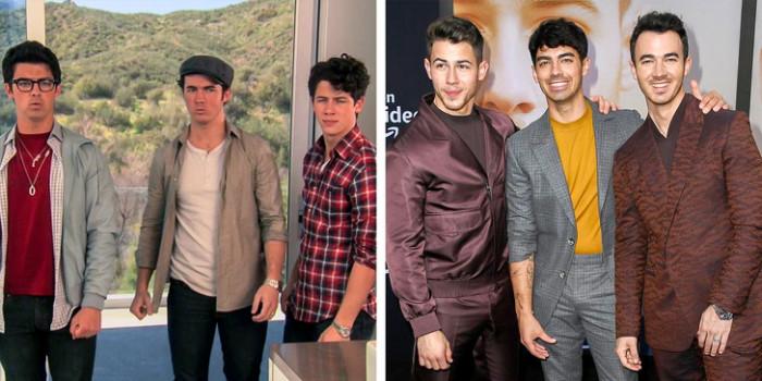 #32 Jonas — The Jonas Brothers