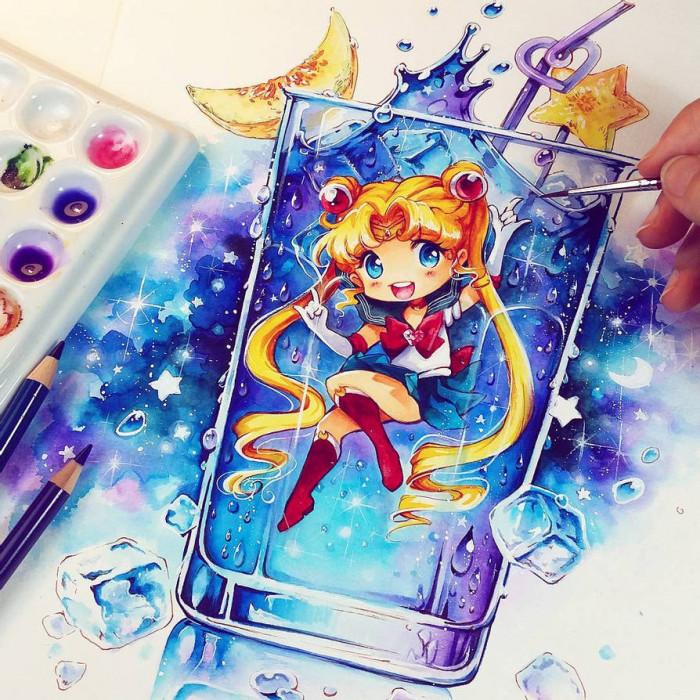 3. Sailor Moon
